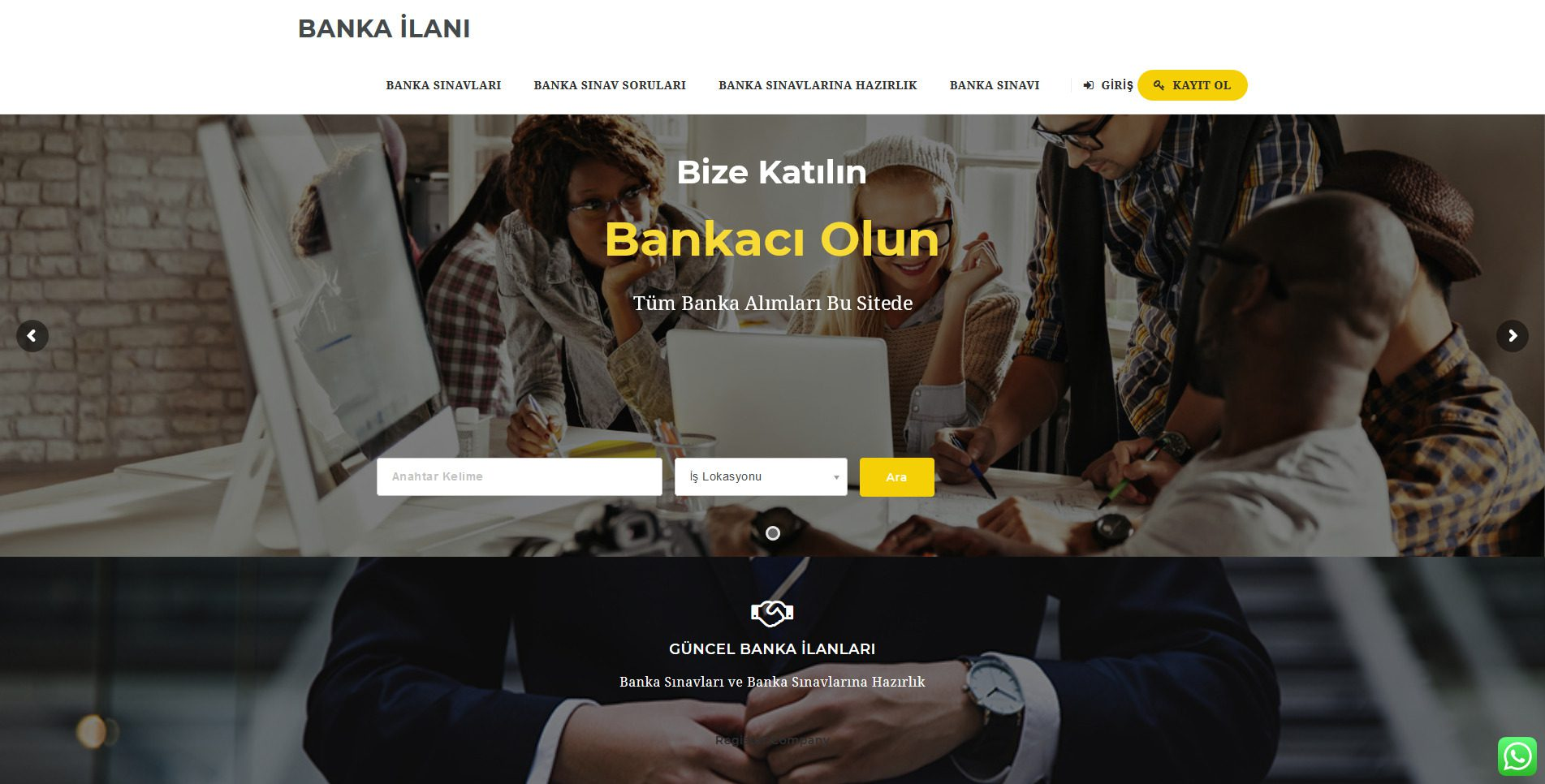 Portfolyo bankaciyim.com