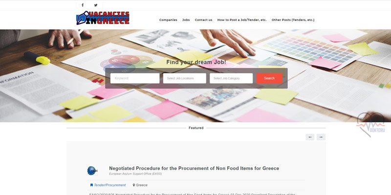vacanciesingreece.com