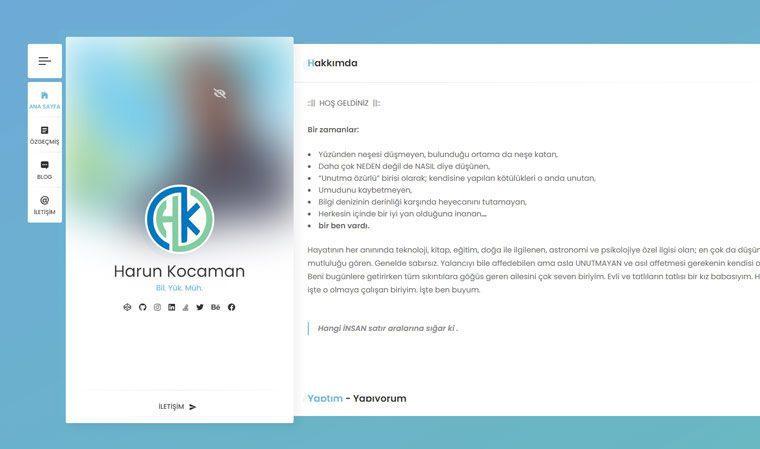 harunkocaman.com.tr